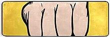 FANTAZIO Tappeto per corridoio da cucina, 183 x 61