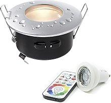 Faretto box doccia ambienti umidi bagno sauna IP65