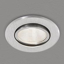Faretto da incasso LED Ilja regolabile