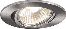 Faretto da incasso orientabili alluminio - CISCO