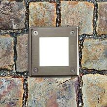 Faretto da incasso per pavimento LED-18, IP67