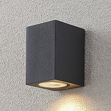 Faretto da parete Lavina da esterno, GU10, 1 luce