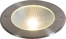 Faretto da pavimento moderno in alluminio 20W LED