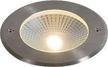 Faretto da terra alluminio LED 10W - BRIDGE