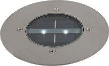 Faretto da terra LED energia solare IP44 - JORDEN