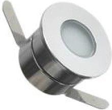 Faretto LED 1w 12v Calpestabile per Esterno,