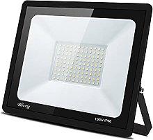 Faretto LED da Esterno 100W,Blivrig Proiettore