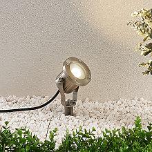 Faretto LED da esterno Mathis con picchetto, IP65