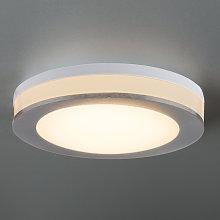 Faretto LED da incasso Artemis 6 W acciaio inox
