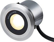 Faretto LED da interrare Thermoprotect, IP68