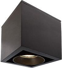 Faretto quadrato impermeabile luce soffitto LED 9W
