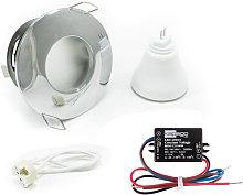 Faretto tenuta stagna IP65 illuminazione box