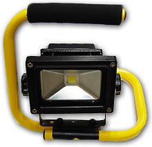 Faro a LED ricaricabile 10W portatile per interni
