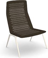 Fast Zebra Knit Poltrona Lounge