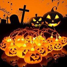 Fata Zucca Luce Della Stringa, 3M 20LEDs Halloween