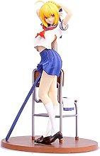 Fate: sciabola/anime figura statua in pvc