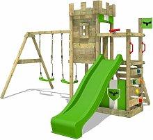 FATMOOSE Parco giochi in legno BoldBaron Giochi da