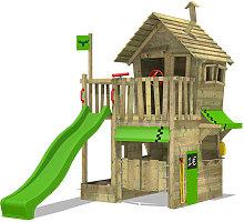 FATMOOSE Parco giochi in legno RebelRacer Giochi