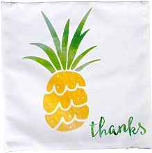 Federa Cuscino Ananas
