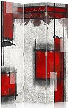 Feeby Frames Il paravento Stampato su Telo,Il