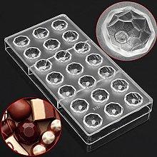 Feiren - Stampo per cioccolatini a forma di loto