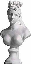 Fenteer Mitologia Greca Figurine Gesso Busto