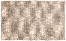 FERIDRAS Mais Tappeto, Cotone, Écru, 60x100x70 cm