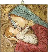 Ferrari & Arrighetti Quadro Madonna con Bambino