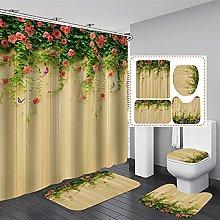 Fgolphd Shower Curtains - Tenda da doccia, 180 x