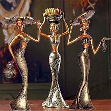 Figurine Da Collezione Statua Scultura Figura 3