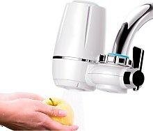 Filtro purificatore dell'acqua di rubinetto