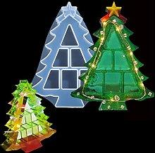 FineInno Stampo Resina Albero di Natale Stampo