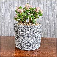 FioriFiorivaso da fiori in cemento per interni ed