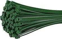 Fix&Easy fascette stringicavo impostato verde 2,5