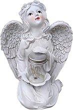 FLAMEER Decorazione della Statua di Angelo della