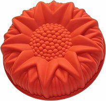 FLAMEER Stampo per Torta in Silicone Stampo per