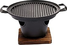 FLAMEER Utensile da Cucina per arrostire Senza
