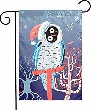 Fldong - Bandiere per uccelli da giardino, design