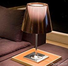 FLOS KTribe T1 lampada da tavolo grigio fumo