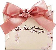 FLOWOW 24x rosa 14*12*6cm marsupio pacchetto
