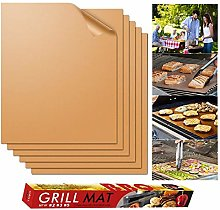 FMXKSW 2 pz / 5 pz / 6 pz Barbecue Grill Mat