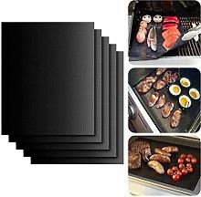 FMXKSW 3 pz Antiaderente per Barbecue Grill Mat 40