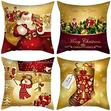 Fodera per cuscino natalizio Cuscini decorativi