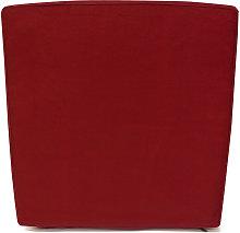 Fodere per cuscini 8 pezzi Rosso