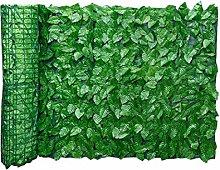 Foglia Fence Pannelli foglia artificiale schermo