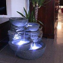 Fontana da Interno con Illuminazione, Fontana,