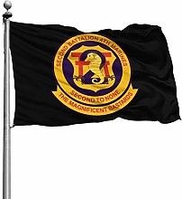 FOREVER ME 2nd Bn 4th Marines 4X6 piede
