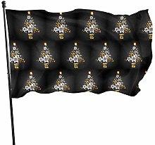 Forever Me - Bandiera per decorazione da giardino,
