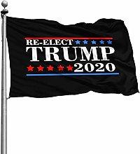 FOREVER ME Trump 2020 4X6 piede Decorazione