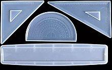 Forme Stampi per Righello in Resina siliconica